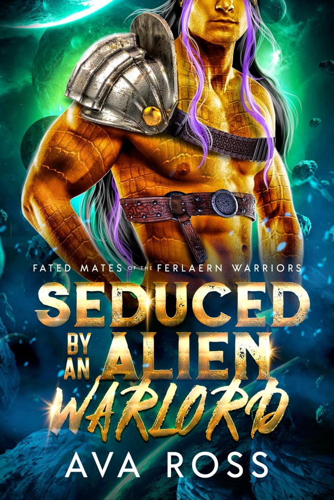 Book Cover: Seduced By an Alien Warlord