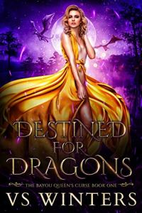 Book Cover: Destined for Dragons