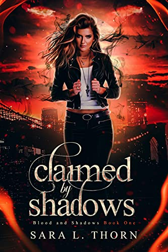 Book Cover: Claimed By Shadows