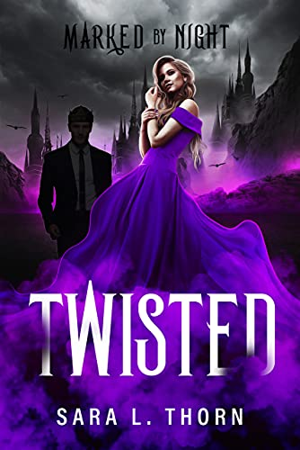 Book Cover: Twisted