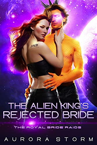 Book Cover: The Alien King's Rejected Bride