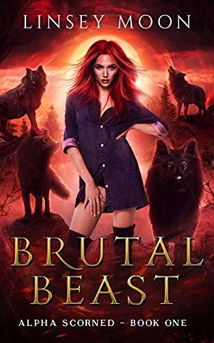 Book Cover: Brutal Beast