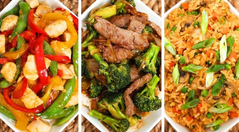 3 Simple Stir-Fry Recipes
