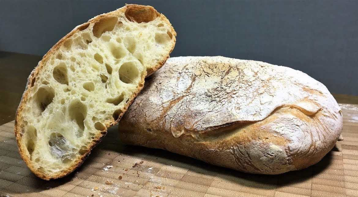Ciabatta Bread Recipe
