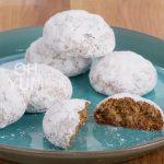 Anna Bakes OUTSTANDING Pfeffernusse Cookies
