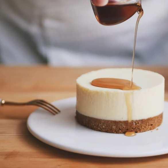 No-Bake White Chocolate Cheesecake Recipe