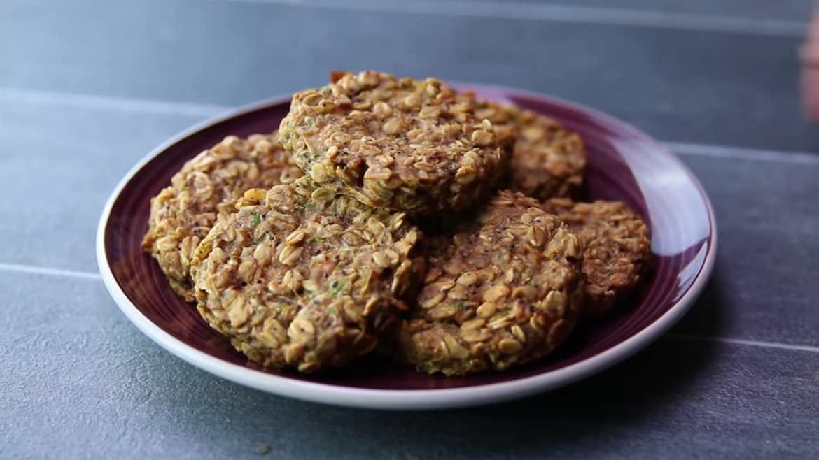zucchini with oats