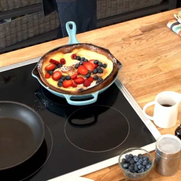 Pancake and Dutch Baby Recipe