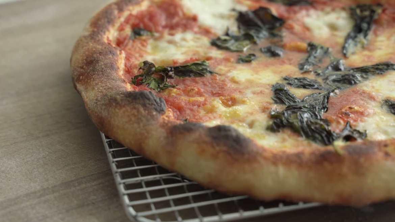 HOME OVEN NEAPOLITAN (NeapolitanISH) PIZZA