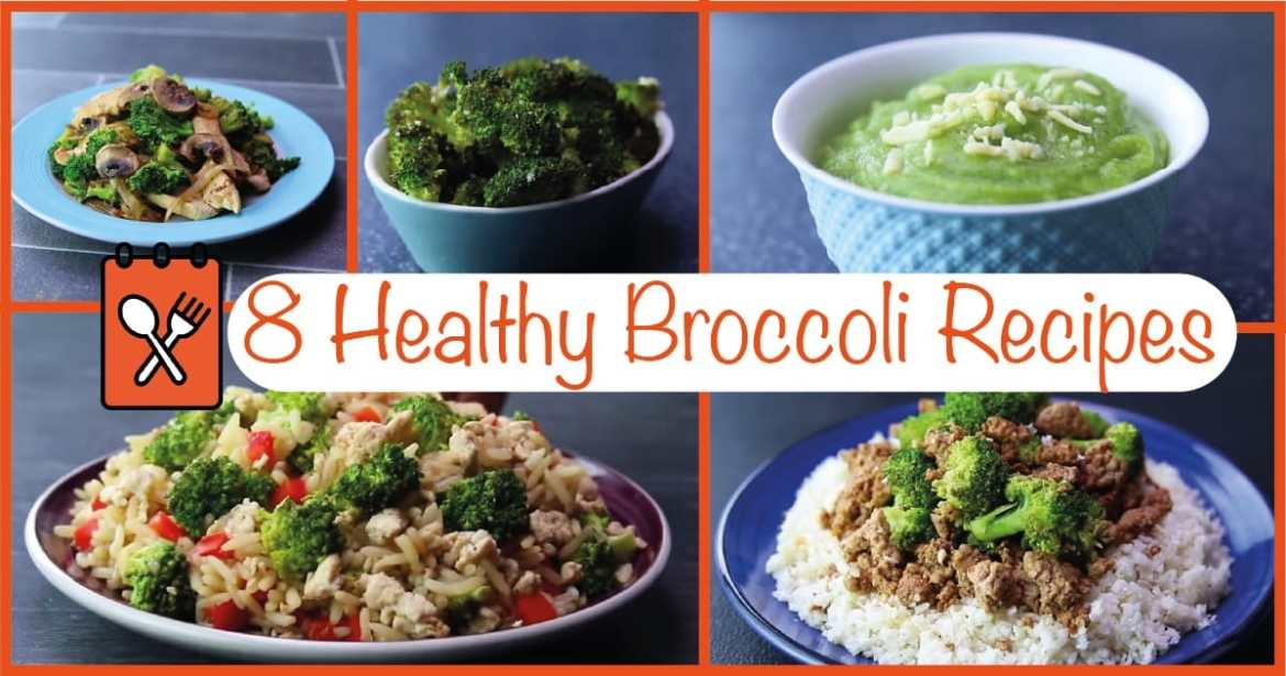 8 Healthy Broccoli Recipes For Weight Loss