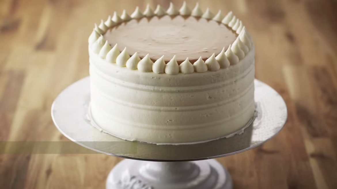 Professional Baker Teaches You How To Make BIRTHDAY CAKE