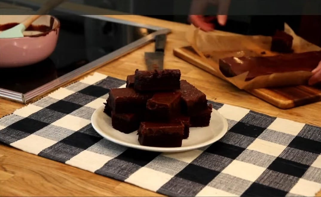 The Fudgiest Frosted Brownies EVER MADE