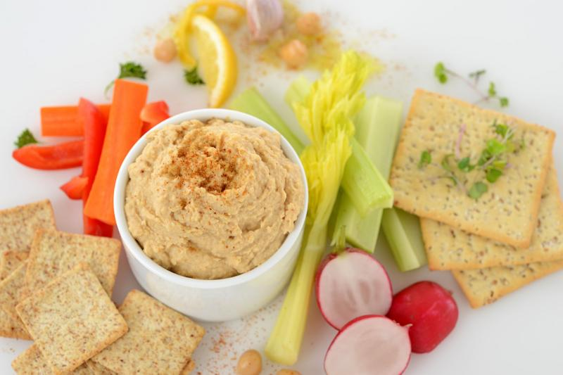 Hummus Crackers