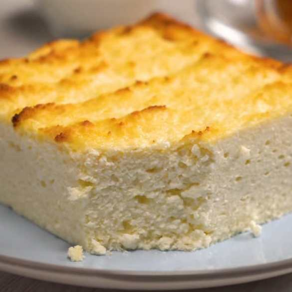 HEALTHY Idea For a BREAKFAST – Russian COTTAGE CHEESE Baked PUDDING