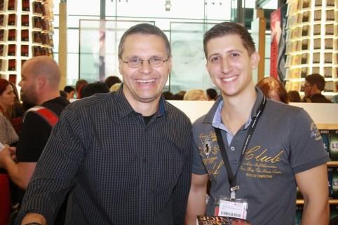 Michael Peinkofer und ich