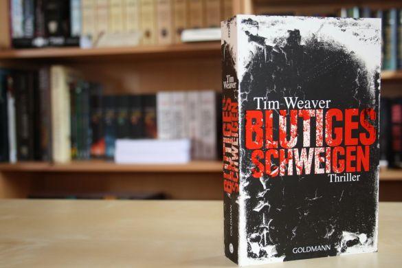 Blutiges Schweigen (Tim Weaver)