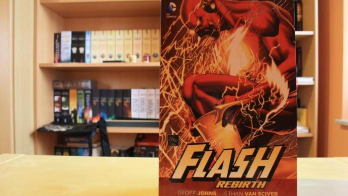 Flash Rebirth (Graphic-Novel)