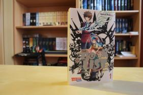 The Book of List #1 (Manga)