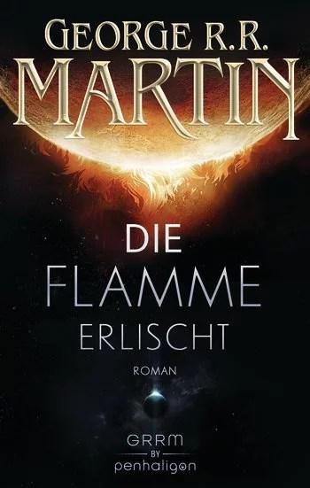George R.R. Martin – Die Flamme erlischt