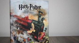 Harry Potter und der Stein der Weisen (illustrierte Schmuckausgabe) von Joanne K. Rowling