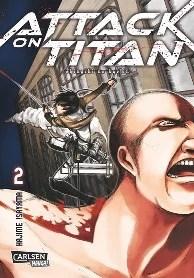 Attack on Titan, Band 2 von Hajime Isayama