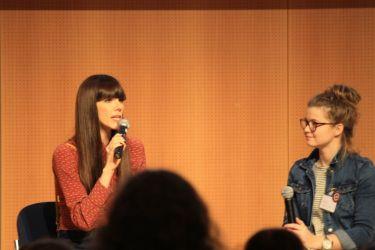 Kate Morton im Gespräch mit Tina Lurz