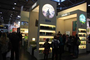 Der Carlsen Verlag auf der #LBM16