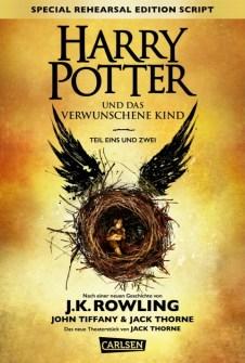 Book Cover: Harry Potter und das verwunschene Kind