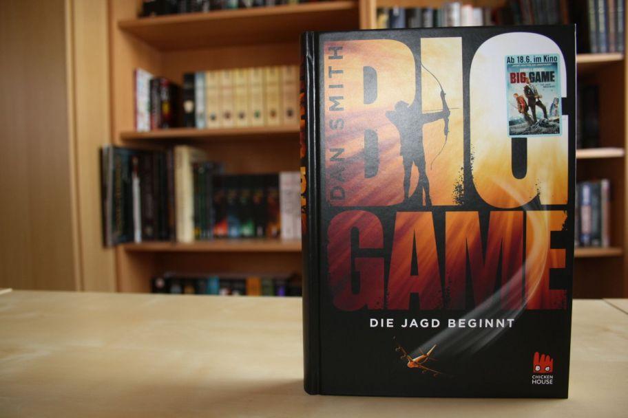 Big Game. Die Jagd beginnt von Dan Smith