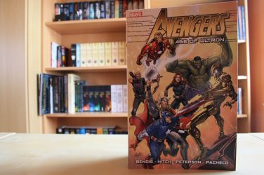 Avengers: Age of Ultron Graphic Novel
