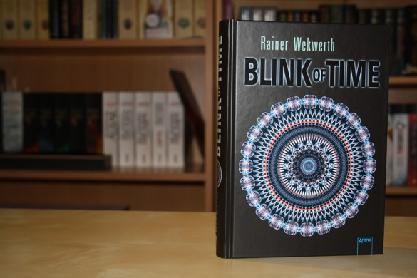 Blink of Time von Rainer Wekwerth