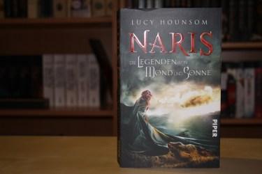 Naris. DIe Legenden von Mond und Sonne (Lucy Hounsom)
