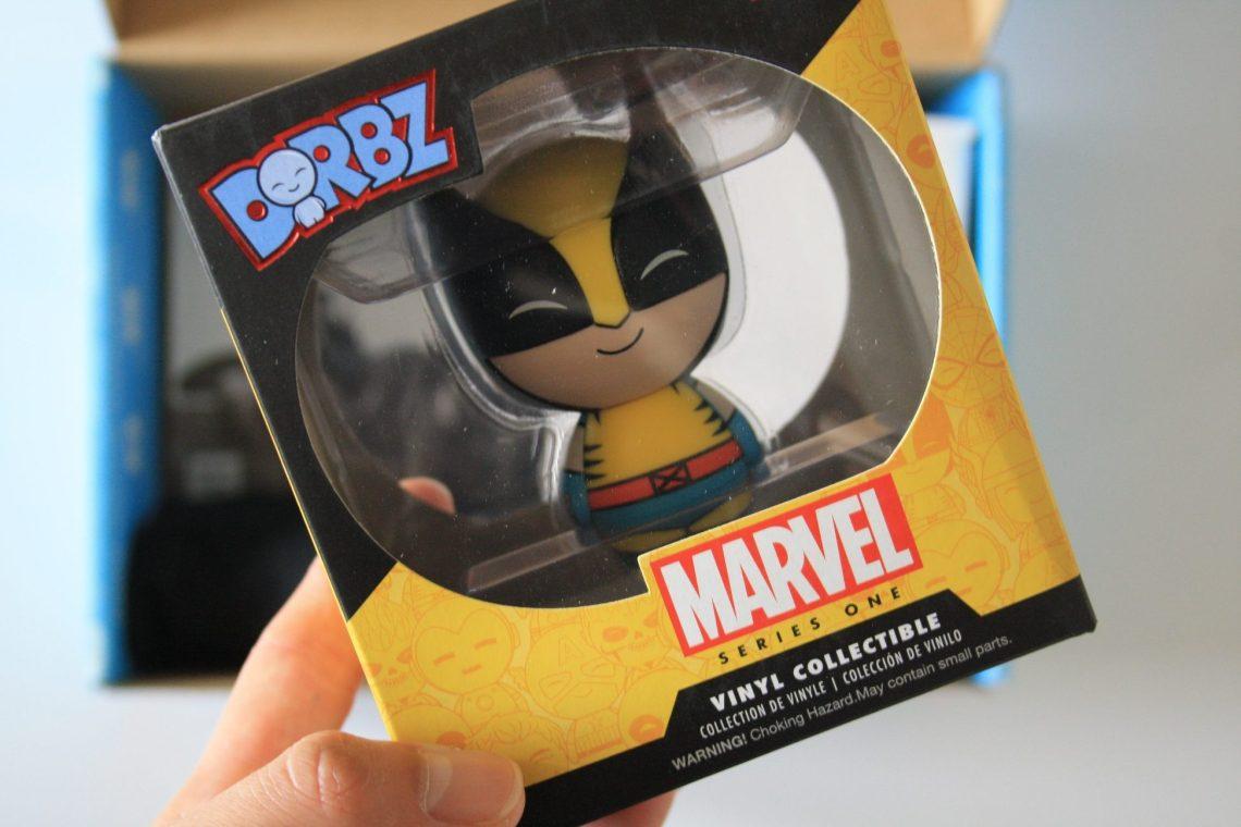 Wolverine als DORBZ Minifigur