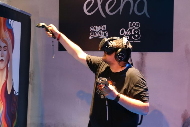 Virtual Reality ist überall