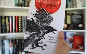 Never Night reading party