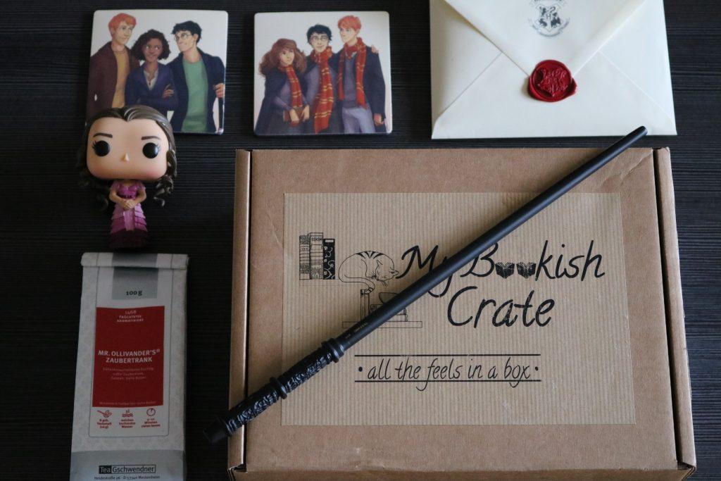 MyBookishCrate Housepride Box