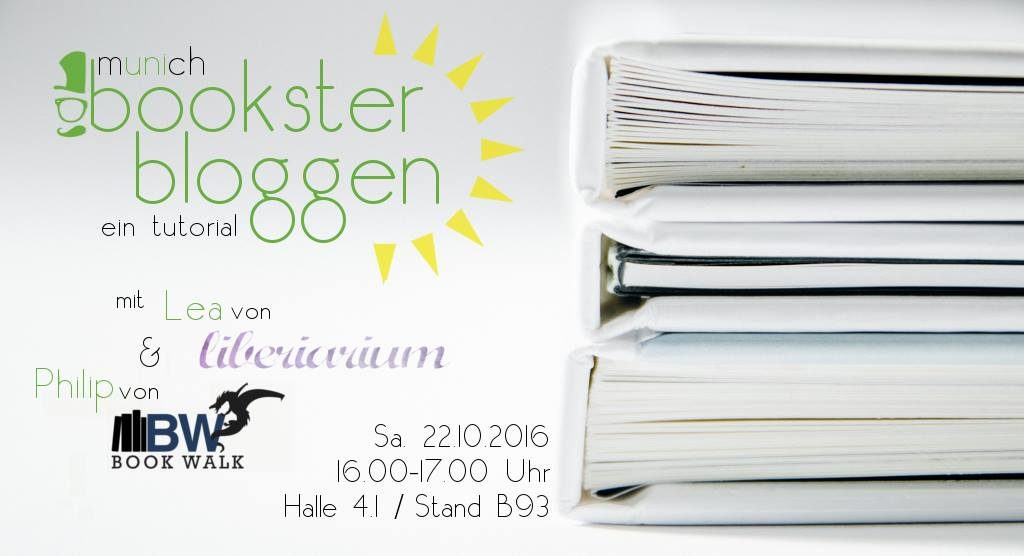 Bookster bloggen - Ein Tutorial