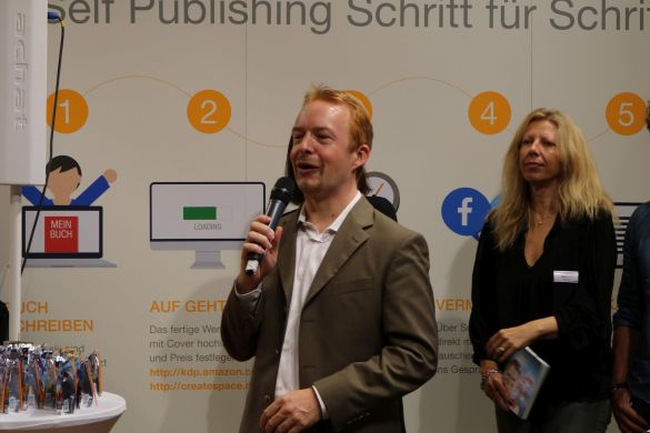 Amazon Publishing Bloggertreffen 2016