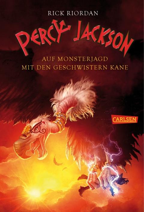 Percy Jackson - Auf Monsterjagd mit den Geschwistern Kane von Rick Riordan