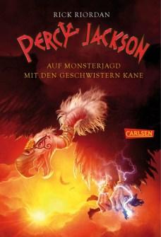 Percy Jackson - Auf Monsterjagd mit den Geschwistern Kane (Hardcover)