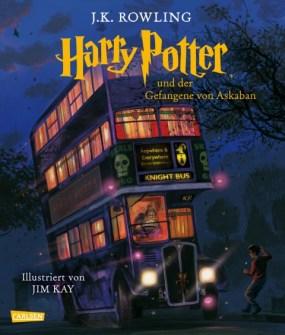 Harry Potter und der Gefangene von Askaban (vierfarbig illustrierte Schmuckausgabe) (Harry Potter 3) (Hardcover)