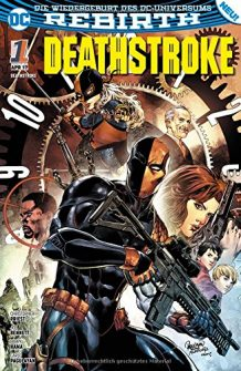 Deathstroke: Bd.1 von Christopher Priest