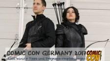 COMIC CON GERMANY 2017 - Vorschau und Programmempfehlungen