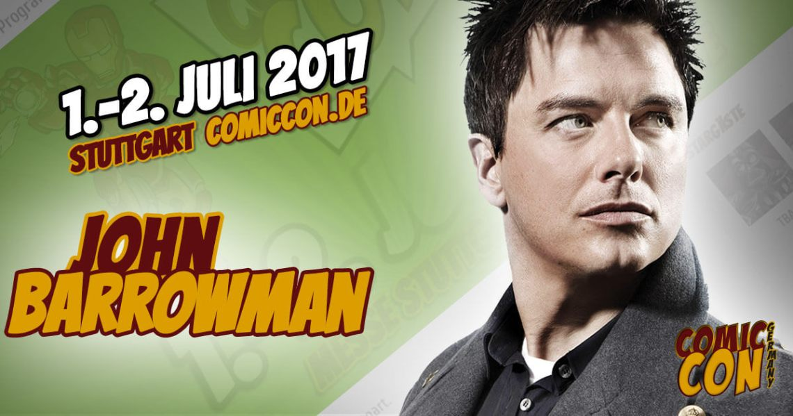 Comic Con Germay | Starguest | John Barrowman