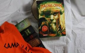 Magnus Chase 1: Das Schwert des Sommers von Rick Riordan