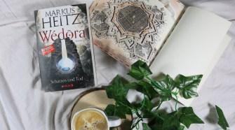 Wédora - Schatten und Tod von Markus Heitz