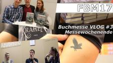 Vlog #3 zur Frankfurter Buchmesse 2017