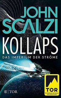 Kollaps - Das Imperium der Ströme. (c) Fischer TOR