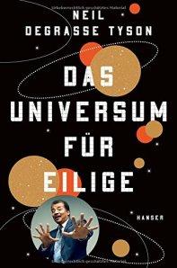 Das Universum für Eilige. (c) Hanser Verlag