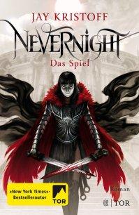 Nevernight. Das Spiel (Nevernight #2) von Jay Kristoff. (c) Fischer TOR